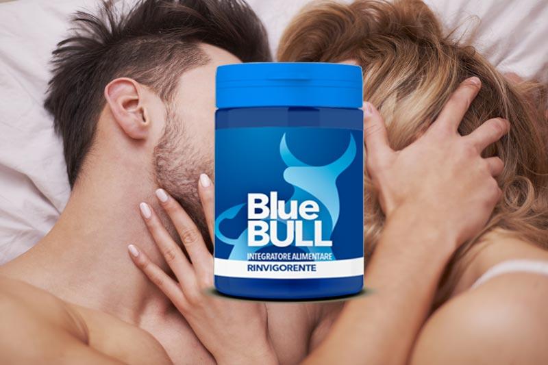 compresse Blue Bull